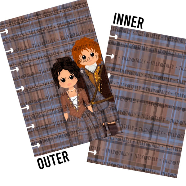 Plaid Couple Cover
