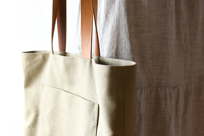 Making No. 9 / SIMPLE / Makes / Pepin Tote