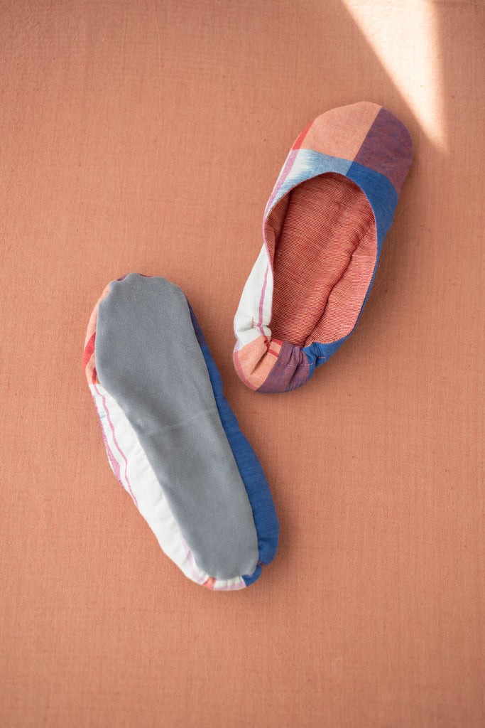 Making No. 11 / DAWN House Slippers