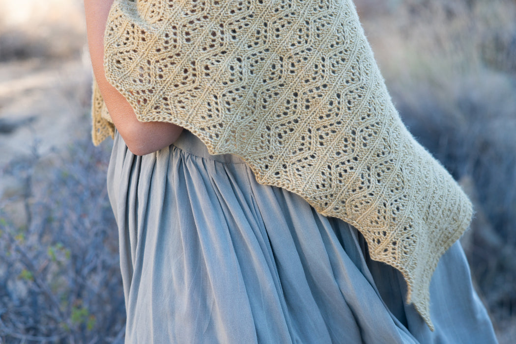 Yardang Shawl Kit