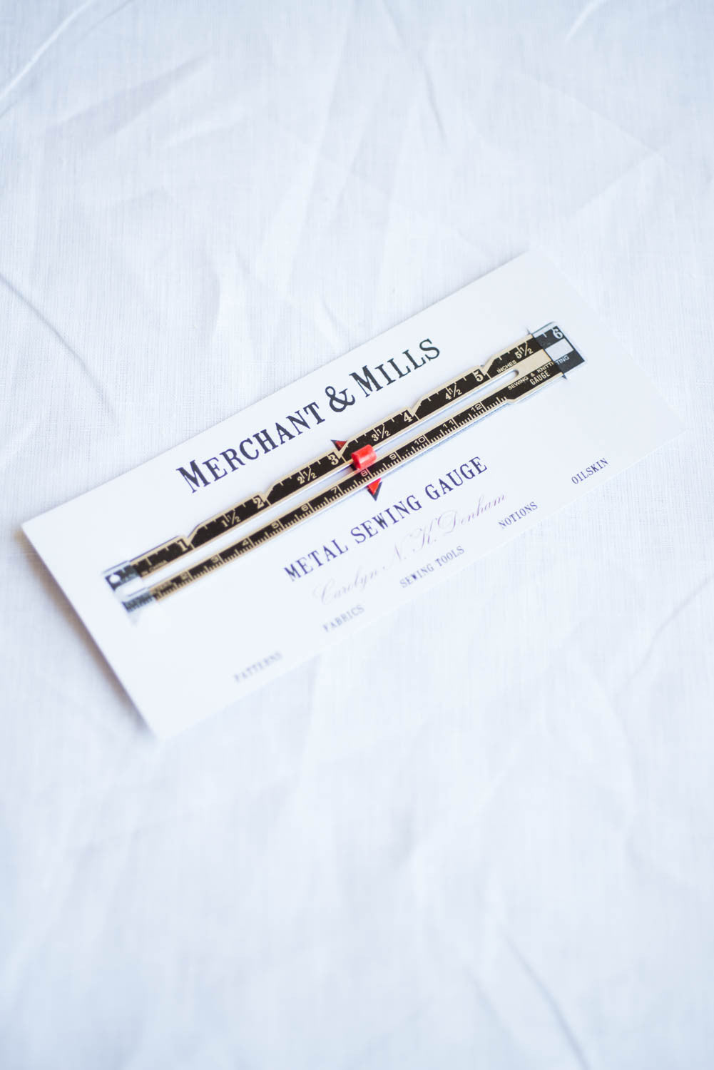 Merchant & Mills Gauge Ruler