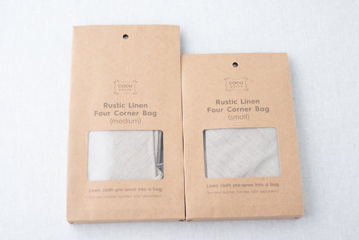 Cocoknits Four Corner Bag