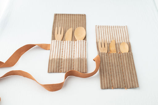 Everyday Utensil Roll Kit