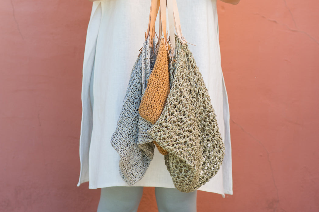 Knitted 4-corner Bag Kit