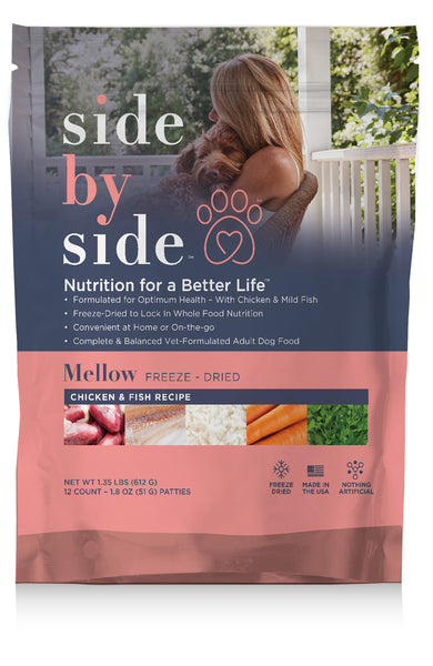 Mellow Freeze-Dried | Whole Pet Food (front)