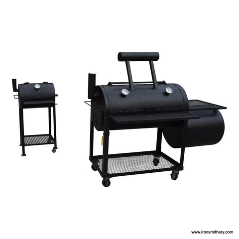 Insulated BBQ Pit