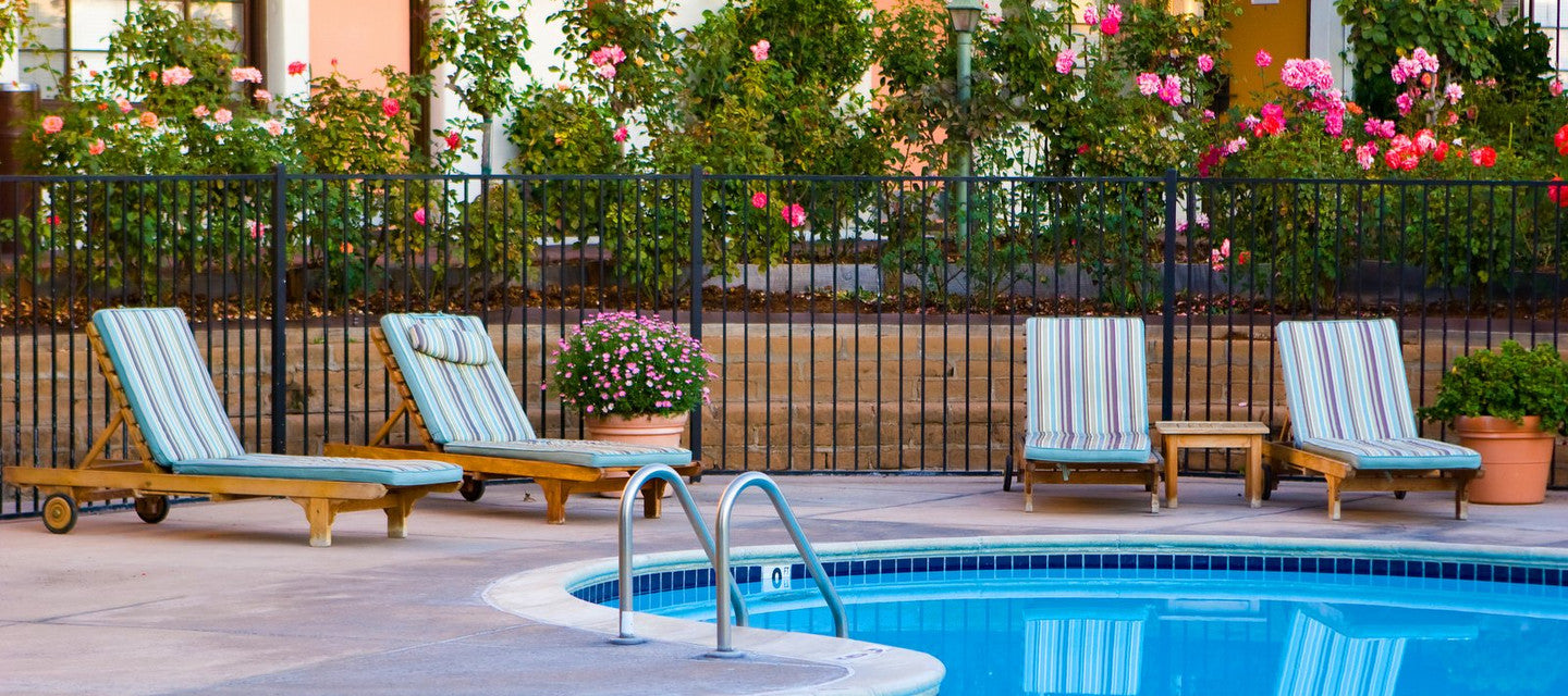 Pool Safety Fence & Gates