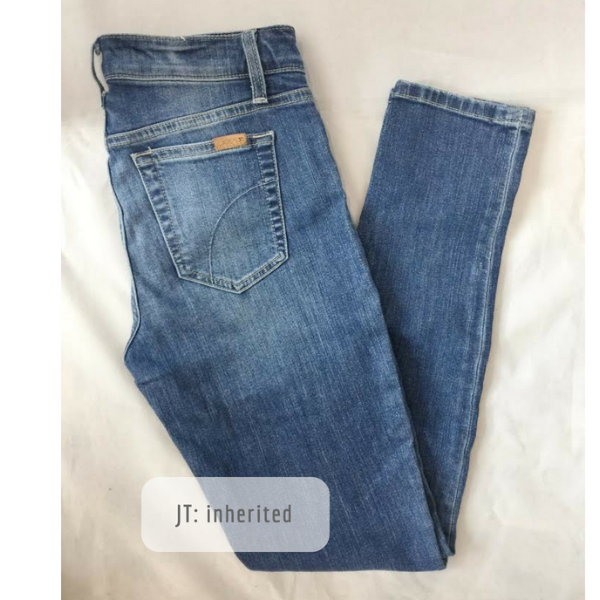 Joe's Jeans Skinny Ankle: 28 (Inherited)