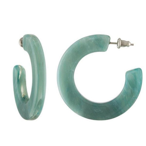 Machete Kate Hoops: Jadeite Green