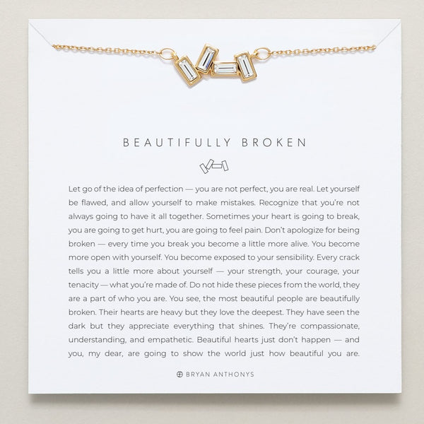 Bryan Anthony's Beautifully Broken Necklace