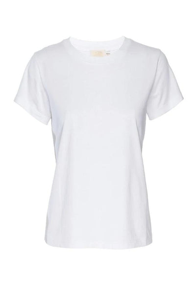 Nation Goldie Tee: White