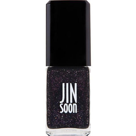 JINsoon Nail Lacquer: Obsidian