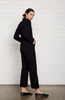 Rachel Pally Shelby Jumpsuit: Licorice