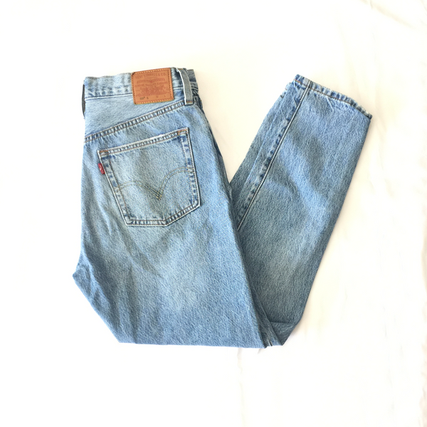 Levi's 501 Skinny: 28 (Inherited)