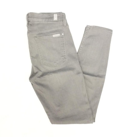 7 For All Mankind The Ankle Skinny: 27 (Inherited)