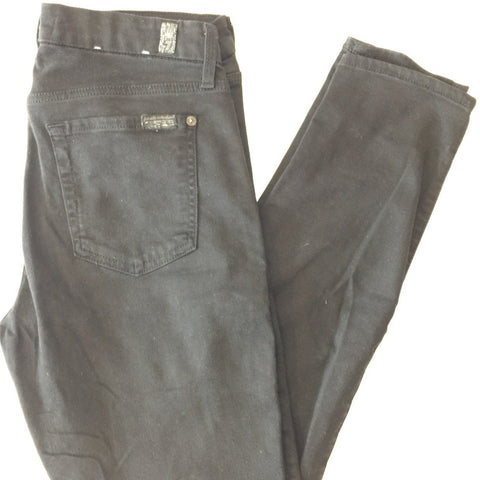 7 For All Mankind The Ankle Skinny: 28 (Inherited)