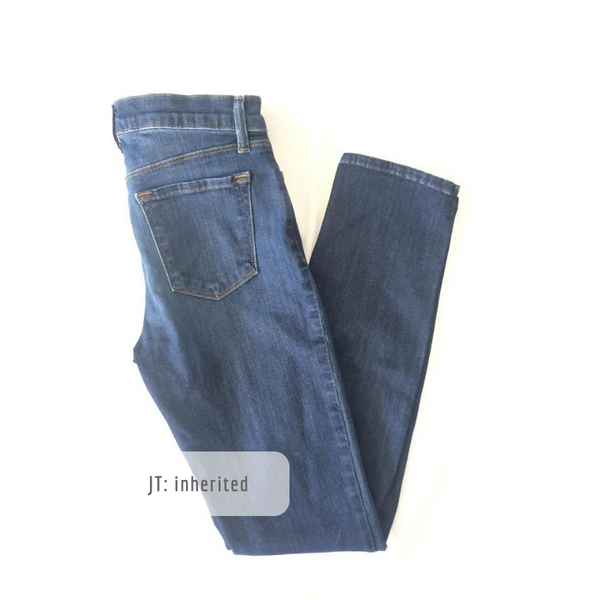 J Brand Skinny Leg Storm: 26 (Inherited)