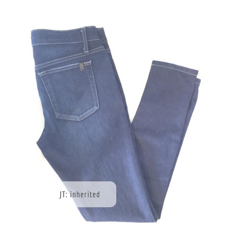Joes Jeans Skinny Petite Fit Caterina: 27 (Inherited)