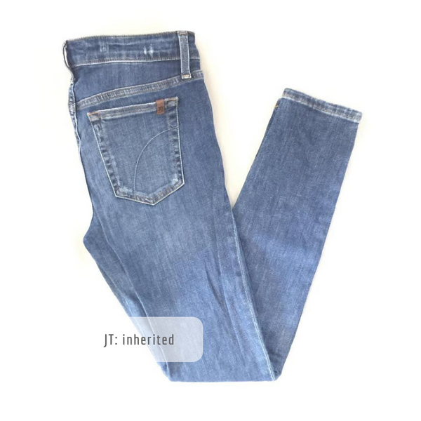 Joes Jeans Skinny Fiona: 29 (Inherited)