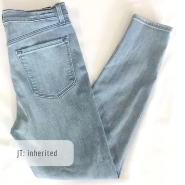 J Brand Alana Crop: 30 (Inherited)
