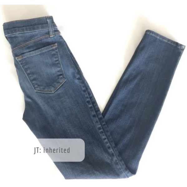 J Brand Skinny Leg Storm: 25 (inherited)