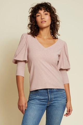 Nation Julia Tee: Pink