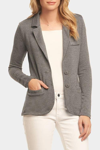 Tart Essential Blazer: Grey