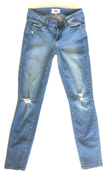 3x1 Channel Seam Skinny: James