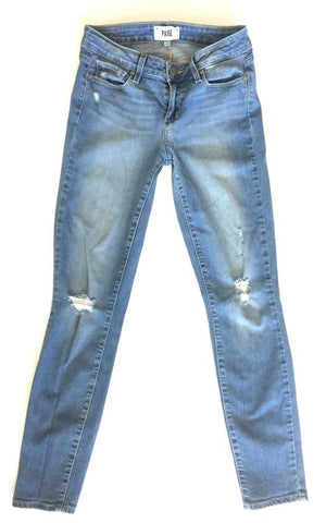 3x1 W3 Channel Seam Skinny: James