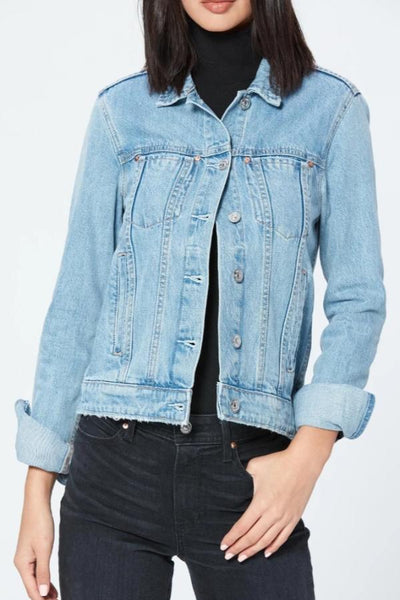 Paige Rowan Jacket: Crocker