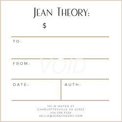 Gift Certificate (in-store use only)