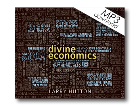 Divine Economics (3 MP3 Set)