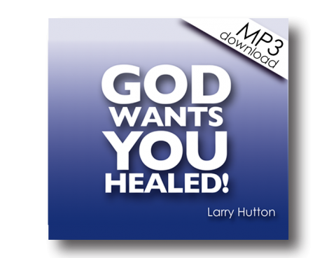 God Wants You Healed (2 MP3 Set)