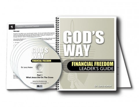 Financial Freedom Bible Study Course [Cd's]