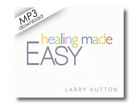 Healing Made Easy (4 MP3 Set)