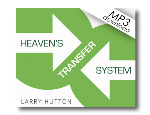Heaven's Transfer System (Set Of 4 MP3's)
