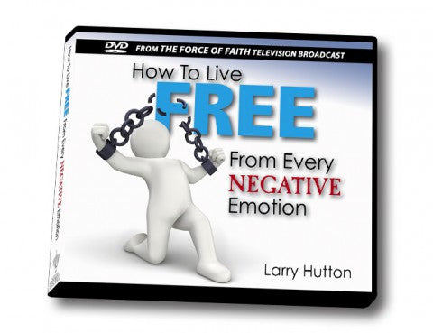 How To Live Free From Every Negative Emotion (DVD)