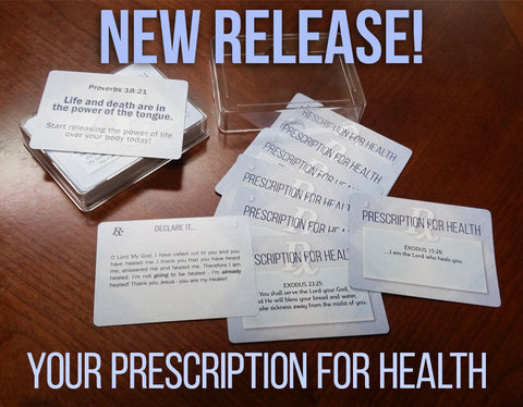 A prescription For Health