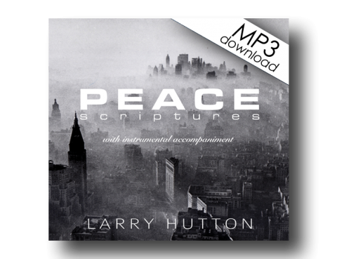 Peace Scriptures (MP3)
