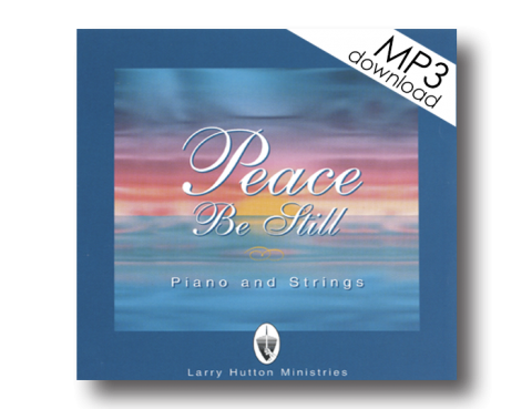 Peace Be Still (MP3)