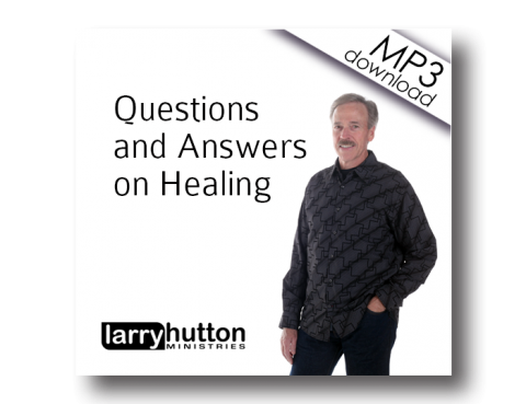 Questions & Answers On Healing (MP3)