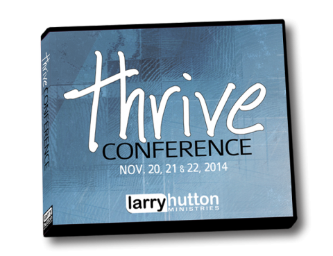 November 2014 - Thrive Conference, CD's
