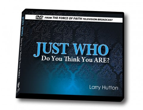 Just Who Do You Think You Are? (DVD)