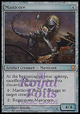 **1x FOIL Masticore** FTV MTG From the Vault Relics MINT artifact