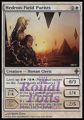**2x FOIL Hedron-Field Purists** ROE MTG Rise of Eldrazi Rare MINT white