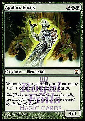 **1x FOIL Ageless Entity** DST MTG Darksteel Rare MINT green