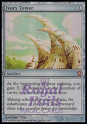 **1x FOIL Ivory Tower** FTV MTG From the Vault Relics MINT artifact