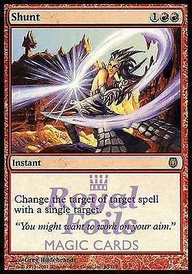 **1x FOIL Shunt** DST MTG Darksteel Rare MINT red