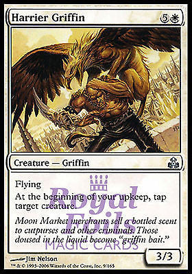**4x FOIL Harrier Griffin** GPT MTG Guildpact Uncommon MINT white