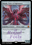 **1x FOIL Bruna the Fading Light // Brisela Voice of Nightmares** EMN MTG Eldritch Moon Rare MINT white